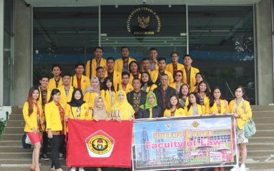 Study Visit Kuala Lumpur BEM FH UPB dan Mahasiswa